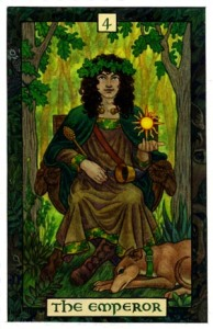 Tarot Guidance for Monday 20 March 2017: The Emperor