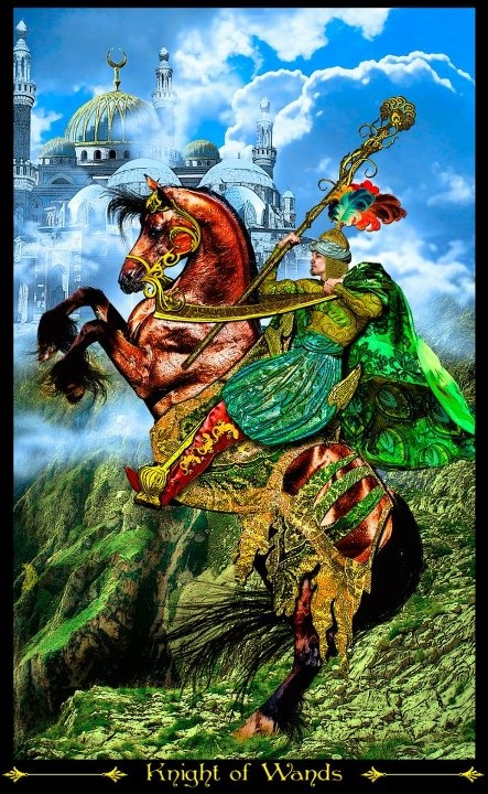 Tarot Guidance For Sunday 19 March 2017 Knight Of Wands