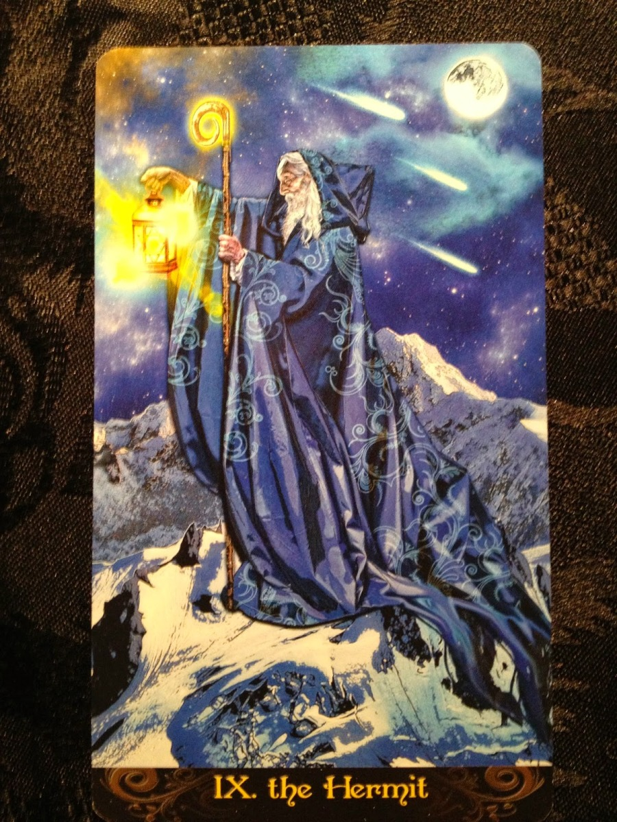 The Hermit Tarot Card Meaning In Readings Isolation: Tarot Guidance For Saturday 18 March 2017: The Hermit