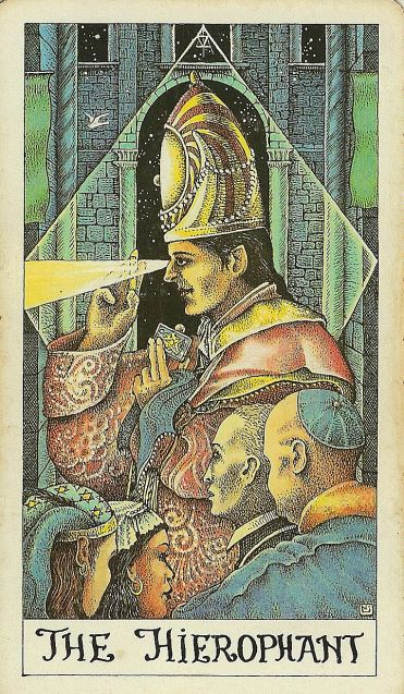 Tarot Guidance for Saturday 27 May 2017: The Hierophant