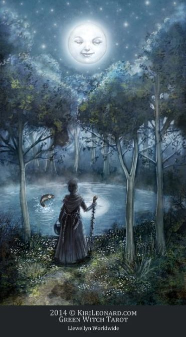 Tarot Guidance for Wednesday 20 September 2017: The Moon — Rosalind