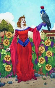 Tarot Guidance for Wednesday 12 December 2018: 9 of Pentacles